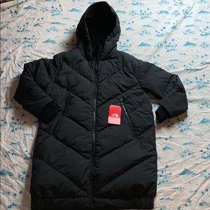The North Face Womens Albroz Parkina Jacket